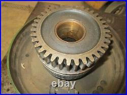 1941 John Deere A Clutch Flat Belt Pulley A1864R NICE ONE! Antique Tractor