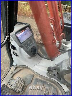 2014 Link-Belt 210x3 Excavator Hydraulic Excavator 210 John Deere Cat