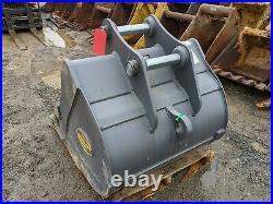 36 Strickland Excavator Bucket, 65 mm PinsFits Case, Deere, Hitachi, Link-Belt