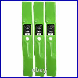 54 Inch Deck Spindle Blade Belt Kit for John Deere D170 G110 190C LA150 LA175