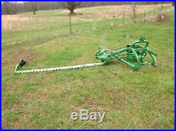 7' John Deere 350 belt driven sickle mowerBest Equipment&Cheapest Shipping