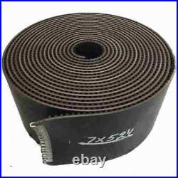 7 x 524 Hay Baler Belt with MATO Fastener for John Deere 468, 469, 568, 569, and