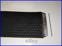 7 x 531 John Deere Round Baler Belts 3 Ply Diamond Top withMATO Lacing