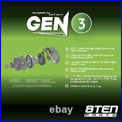 8TEN Belt PTO Clutch Kit For John Deere GT225 GT245 GX255 GT235E M127523
