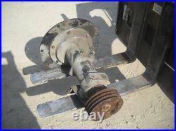 Belt Drive PTO John Deere 4.5L 4045 2105F Diesel Engine wood chipper etc