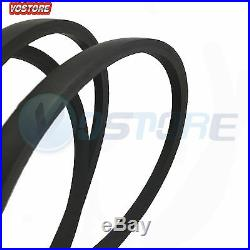Belt Replaces John Deere M119539 Mower Models STX46 STX48 1/2 x 137