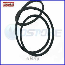 Belt fits John Deere GX24154 M118760 M41668 1/2 x 98