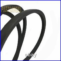 Belt fits John Deere M110978 LX176 LX178 LX186 LX188 1/2 x 102