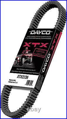Dayco Extreme Torque CVT DRIVE BELT SUZUKI OA KingQuad 450 500 AXi King Quad