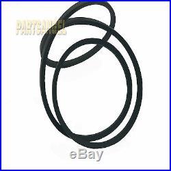 Deck Belt Fit John Deere M126536 LT133 LT150 LT155 LT160 LT166 LT180-(1/2x114)