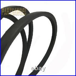 Deck Belt fits John Deere GX20571 GX21833 D140 D150 D160 L120 L130 1/2 x 141