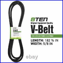 Deck Belt for John Deere 60 Inch Deck Ztrak Z915B Z920M Z925M TCU30356 TCU35604
