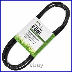 Deck Idler Belt Kit for John Deere GX20072 GY20570 LA100 LA105 LA110 LA115 L100