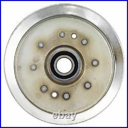Deck Kit Blade Spindle Belt Idler for John Deere D140 D160 D150 D155 48 Inch