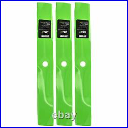 Deck Kit Blade Spindle Belt for John Deere 345 325 335 Lawn Tractors 54 Inch