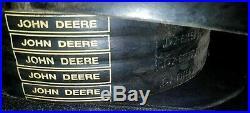 Genuine John Deere Combine Harvester Threshing Cylinder Drive Belt (Z61858)