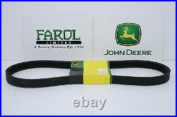 Genuine John Deere Gator Clutch Belt M125383 M Gator Diesel 6x4