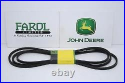 Genuine John Deere Mower Traction Drive Belt M168049 X350R Lawn Tractor