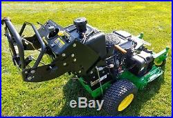 JOHN DEERE HYDRO WH36A 36 WALK BEHIND MOWER 2017 With97 HRS. KAW ENG