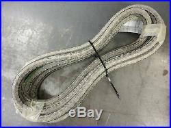 JOHN DEERE OEM Mower Deck Drive Belt M153160 42m Mulch on X300 X304 s/n -150000
