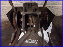 John Deere 140 300 312 314 316 318 330 322 332 Mule Drive & Draft Plate Belt