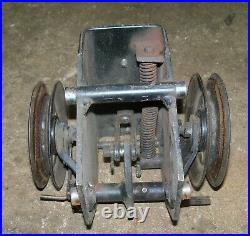 John Deere 316 318 322 330 332 46 50 Deck Front Mule Drive, Shield, Belts
