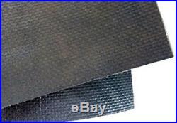 John Deere 410 Round Baler Belts Upper 3 Ply Texture x Texture withClipper Lacing