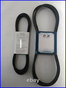 John Deere 42 LA100 LA110 LA115 LA120 LA125 D110 D120 Transmission & Deck Belt