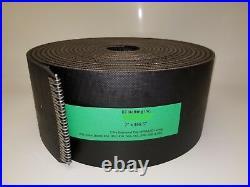 John Deere 459 Round Baler Belts Complete Set 3 Ply Diamond Top withMATO Lacing