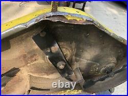 John Deere 48-in. Mower Deck from a D140 tractor. New mulching blades & belt