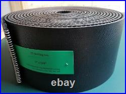 John Deere 567 MegaWide Round Baler belt Complete Set 3 Ply Diamond Top withMATO