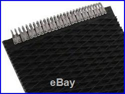 John Deere 569 Premium Silage Round Baler belt Set 3 Ply Diamond Top withMATO