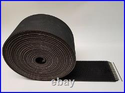 John Deere 854 Silage Round Baler Belts 3 Ply Diamond Top withAlligator Lacing