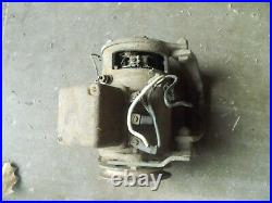 John Deere A B tractor 6V generator & belt drive pulley GOOD Working & brackets