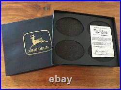John Deere Australia Chamberlain 4080 Series Belt Buckle Set 1996