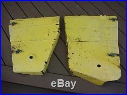 John Deere F910 F911 F915 F925 F930 F932 F935 72 Mower Deck Belt Covers