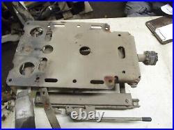 John Deere F911 F912 F915 F932 F935 Seat Suspension & Seat Belt