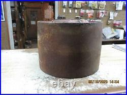John Deere, Moline, Case International, Allis Cha Tractor Steel Flat Belt Pulley