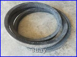 John Deere OEM Part # H218726 Combine Variable Speed Feederhouse Drive belt