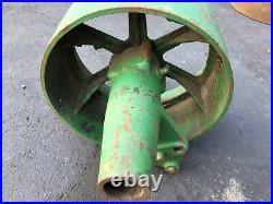 John Deere PTO Flat Belt Pulley Drive 8680A