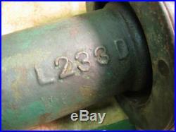 John Deere Tractor L LA Belt Pulley L233D AL2205
