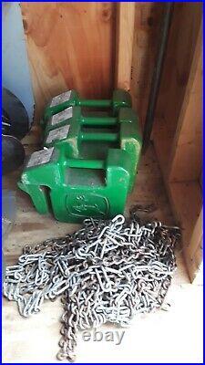 John Deere X300 X304 X320 X324 X340 X360 X500 Tractor 44 Inch Snow Blower