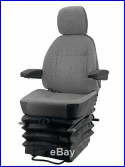 KAB 555FC Case, Hitachi, John Deere, Komatsu, Link-Belt Excavator Seat 24V air