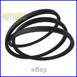 Mower Belt Fit John Deere GX20241 GX22036 L100 D100 LA100 LA105 L130 M144044