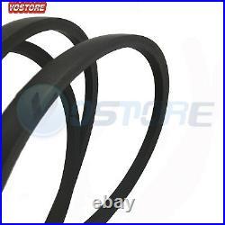 Mower Drive Belt for John Deere D140 D150 D160 L120 L130 145 155 GX21833 GX20571