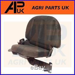 Passenger Buddy Seat + belt John Deere 30 5000 5025 5E 5005 5M Series Tractor JD