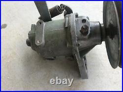 Pierce Belt Drive Governor Chipper Sawmill Gas engine Tach drive GC 9961 773