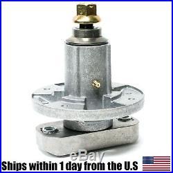 Scotts L1742 and L17.542 42 Mower Deck Rebuild Kit Spindles Blades Belt Idlers