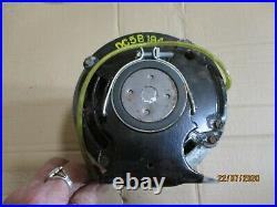 USED 1/2Hp. DAYTON FAN, And BLOWER BELT DRIVE ELECTRIC MOTOR/CLEAN LOW HOUR UNIT