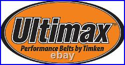 Ultimax UA CVT Clutch Drive Belt John Deere Trail Buck 500 2005